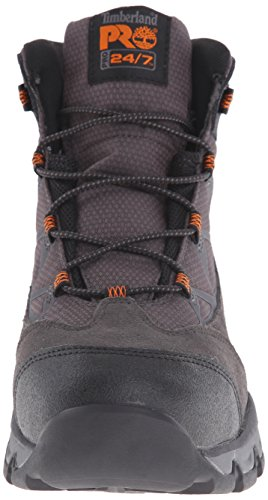 Timberland Rockscape Mid Men US 11 Gray Steel Toe Work Boot