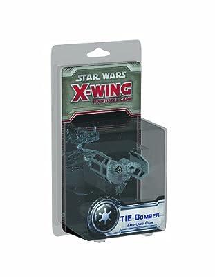 Star Wars X-Wing: Tie Bomber Expansion Pack de Fantasy Flight Inc