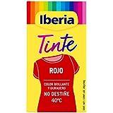Iberia Rojo Tinte Textil - 70 gr
