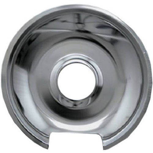 chrome-ge-hotpoint-and-kenmore-reflector-drip-pan-8-elec-reflctr-drip-pan