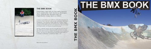 Preisvergleich Produktbild The BMX BOOK- Das BMX Buch