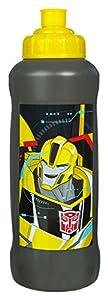 Unbekannt scooli tfuv9911-Deportes Botella, Transformers, Aprox. 450ml