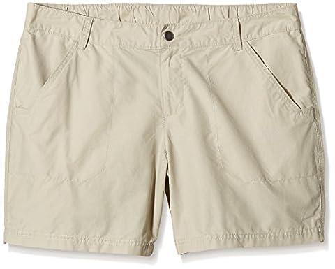 Columbia Arch Cape III Women's Shorts,Beige (Fossi),10 UK (6 US) (38 EU)