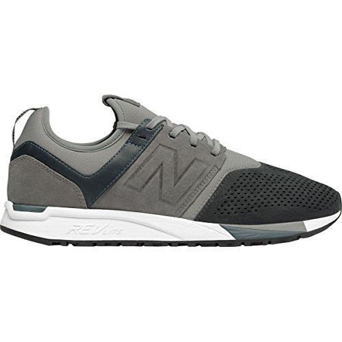 New Balance Sneakers 247 Luxe Uomo Mod. NBMRL247 Grigio/nero