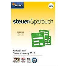 WISO steuer:Sparbuch 2018 (für Steuerjahr 2017) | PC | Disc