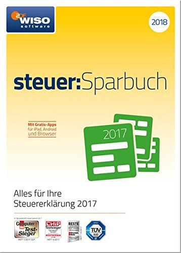 WISO steuer:Sparbuch 2018 (für Steuerjahr 2017)