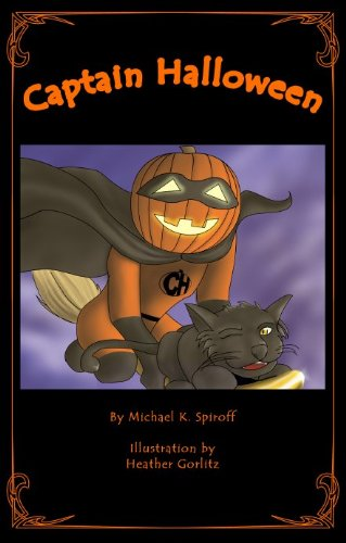 Captain Halloween (English Edition)