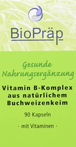 VITAMIN B Komplex natürliche Kapseln 90 St Kapseln - B-komplex 90 Kapseln