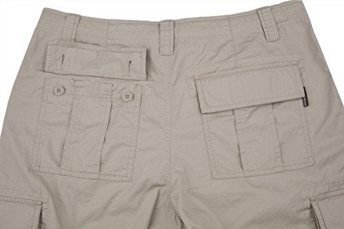 Bushman -  Pantaloni  - Uomo Beige