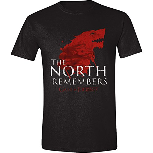 Game of Thrones - The North Remembers Men's T-Shirt - Black