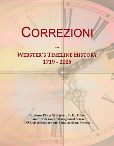 correzioni-websters-timeline-history-1719-2005