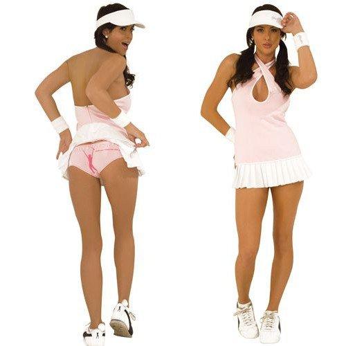 Kleid Tennis HUSTLER (M/L) (Kleid Hustler)