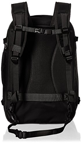 AmazonBasics 46 Ltrs Carry-On Travel Backpack, Black Image 4