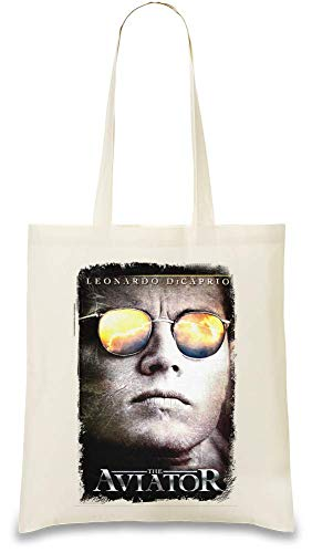 Das Flieger-Plakat - The Aviator Poster Custom Printed Tote Bag| 100% Soft Cotton| Natural Color & Eco-Friendly| Unique, Re-Usable & Stylish Handbag For Every Day Use| Custom Shoulder Bags By Design