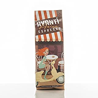 AVANTI Espresso ANINA   Italienscher Espresso   Ganze Bohnen