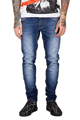 Antony Morato Jeans da uomo Pantaloni Denim Blau (7010) W34