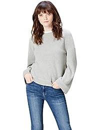 FIND Women's Soft Touch Wide Sleeve Sweatshirt