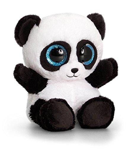 Keel Toys SF0451 Peluche Animotsu di Panda, 15 cm