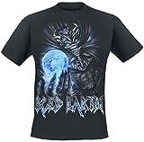 Photo de Iced Earth T Shirt 30th Anniversary Band Logo Nouveau Officiel Homme par Iced Earth