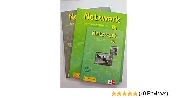 Buy Netzwerk Deutsch als Fremdsprache A2 (Textbook + Workbook + ...