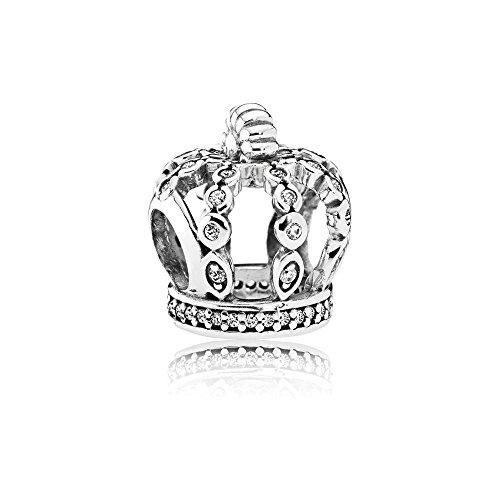 Pandora charm corona delle favole