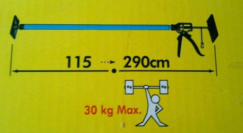 Einhandstütze/Baustütze/ Deckenstütze/ Teleskopstütze