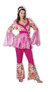 Humatt Perkins - Disfraz de hippie para mujer (51195)