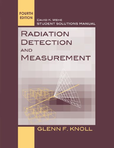 Radiation Detection and Measurement 4e SSM