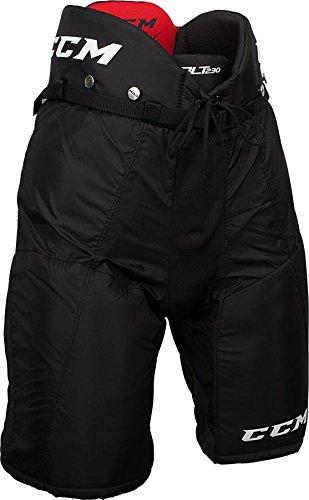 CCM Quicklite 230 Hose Junior, Größe:XL;Farbe:schwarz (Eishockey Junior Hose)