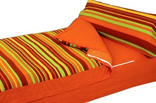 Saco Nórdico Rayas FLASH para cama de 90x190/200