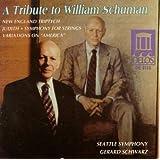 William Schuman: New England Triptych / Symphony No.5 [IMPORT]