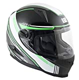 Casco integrale CGM  305G STOCCARDA Verde, XL