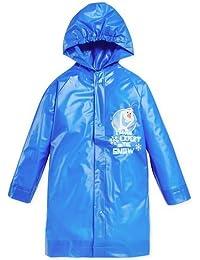 Disney Frozen Olaf de niño azul lluvia Slicker tamaño pequeño, mediano y grande