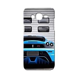 BLUEDIO Designer 3D Printed Back case cover for Samsung Galaxy E7 - G2970