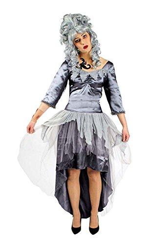 rbraut Barock Zombie Hexe Halloween Gr.36/38 (Halloween Hexe Kostüme Für Erwachsene)