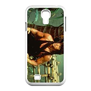 First Blood Samsung Galaxy S4 9500 Cell Phone Case White gift F8106293