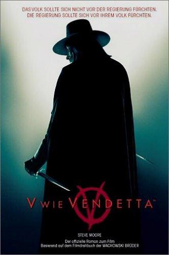 V wie Vendetta - Roman zum Film