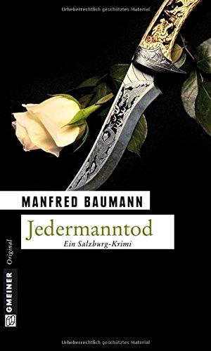 Buchseite und Rezensionen zu 'Jedermanntod: Kriminalroman' von Manfred Baumann