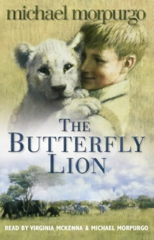 The Butterfly Lion (book and audio cassette)