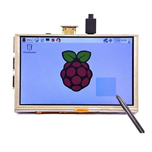 UKCOCO 5 Zoll Touchscreen HDMI Monitor Kleines HD 800x480 TFT LCD Display für Raspberry Pi 14-zoll-tft-lcd-display