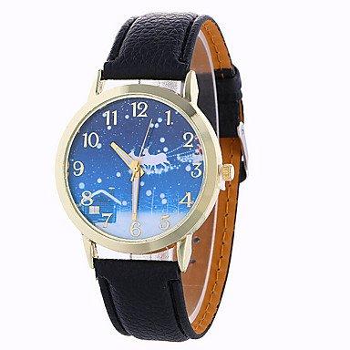 womens-fashion-analog-stripe-ladies-christmas-snowflake-display-strap-bohemia-quartz-wrist-watch