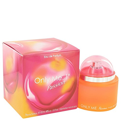 Only Me Passion by Yves De Sistelle Eau De Parfum Spray 3.3 oz / 100 ml (Women)