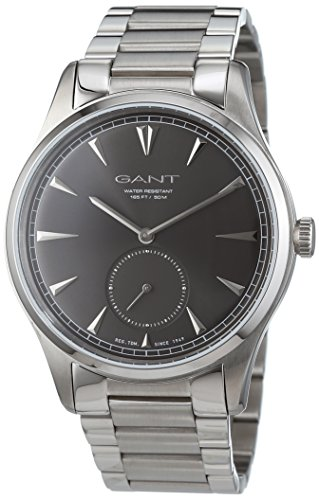 Gant men's Quartz Watch Analogue Display and Stainless Steel Strap W71007