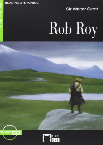 Rob Roy. Book + CD (Black Cat. reading And Training)