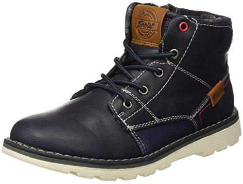 Cheiw Jungen 47214xw Schuhe NAPA PU MARINO / SERRAJE PU MARINO