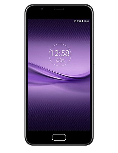 InFocus Turbo 5 Plus (Midnight Black, Dual Rear Camera)