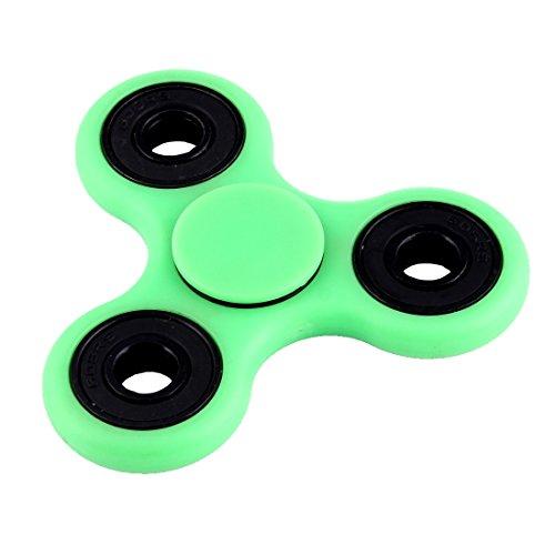EyezOff Leuchtstoffröhren grünes reinneres POM Material 4-min Rotations-Zeit, Hybrid-Keramik-Lager