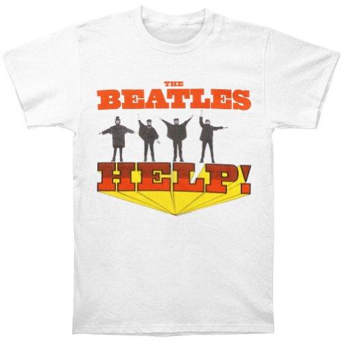 Beatles-Help Lizenziertes T-Shirt für Erwachsene -