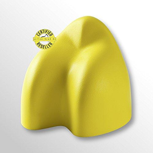Yellow Head Classic Nackenkissen 1 Stück