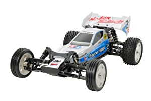 Tamiya Neo Fighter Buggy - Radio-Controlled (RC) Land Vehicles (Cochecito de Juguete)
